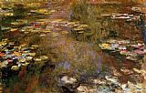 Claude Monet The Water-Lily Pond 10 painting