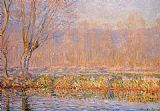 Claude Monet The Willow painting