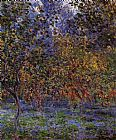 Famous Trees Paintings - Under the Lemon Trees