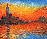 Famous Venice Paintings - Venice Twilight