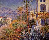 Claude Monet Villas at Bordighera 2 painting