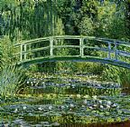 Famous Water Paintings - Water Lily Pond