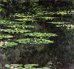 Claude Monet Water-Lilies 04 painting