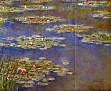 Claude Monet Water-Lilies 06 painting