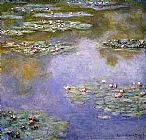 Claude Monet Water-Lilies 07 painting