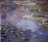Claude Monet Water-Lilies 24 painting