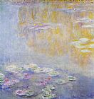 Claude Monet Water-Lilies 26 painting