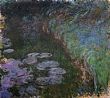 Claude Monet Water-Lilies 35 painting