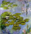 Claude Monet Water-Lilies 41 painting