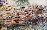 Claude Monet Water-Lilies right painting