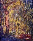Claude Monet Weeping Willow 1 painting