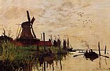 Windmill at Zaandam 1