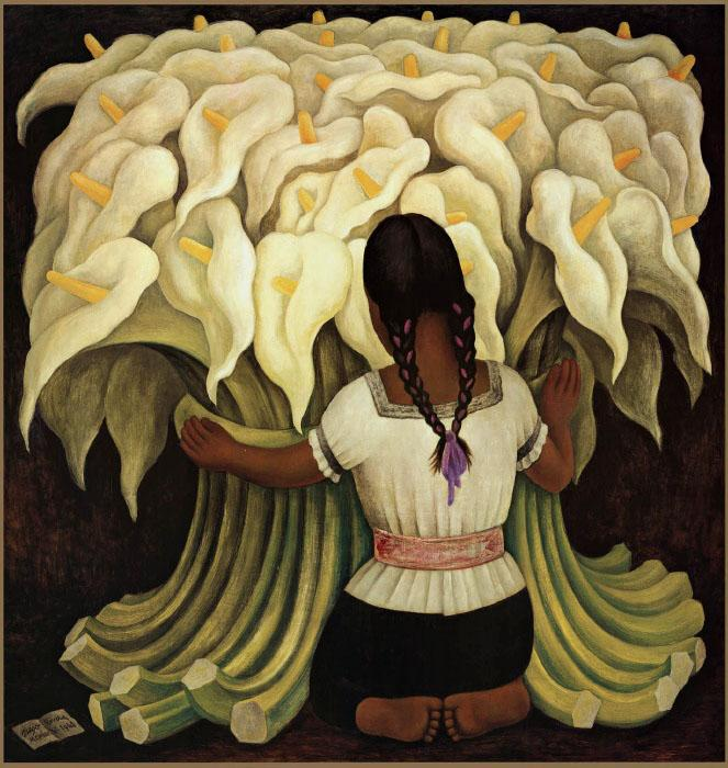 4 mexican art and artists since 1900 share look learn for Diego rivera s most famous mural