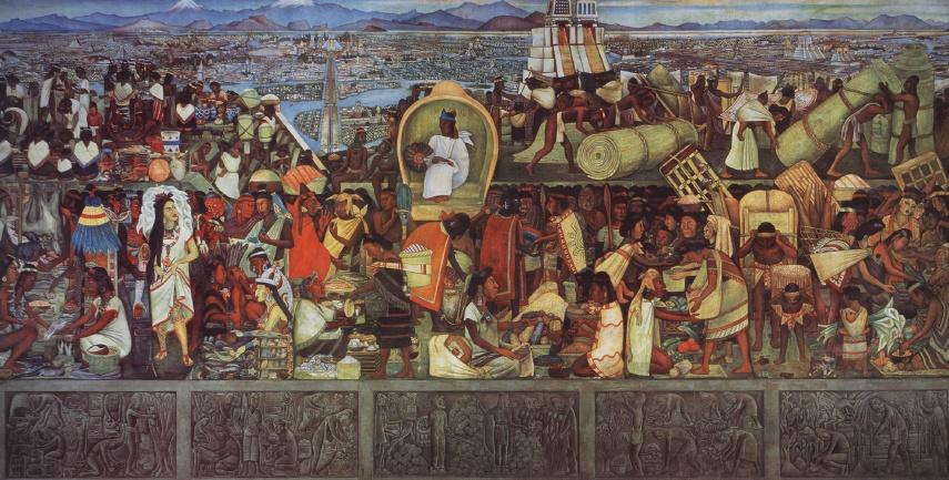 impact of spanish colonisation on the aztecs Before the spanish, who eventually destroyed the aztecs, the mesoamerican civilization with the greatest impact upon them where the teotihuacans share to: answered.