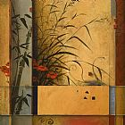 Don Li-leger Canvas Paintings - Bamboo Division