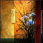 Don Li-leger Wall Art - Into the Light with Iris