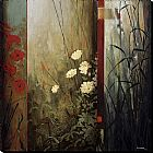 Don Li-leger Wall Art - Weatherprint_ Rainforest Poppies