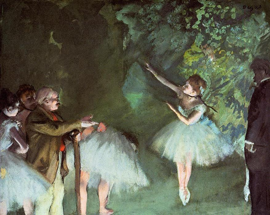 Most Famous Paintings By Edgar Degas
