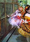 Ballet Dancers in Butterfly Costumes detail