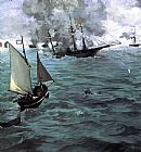 Battle of the 'Kearsarge' and the 'Alabama'