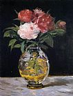 Edouard Manet - Bouquet of Flowers