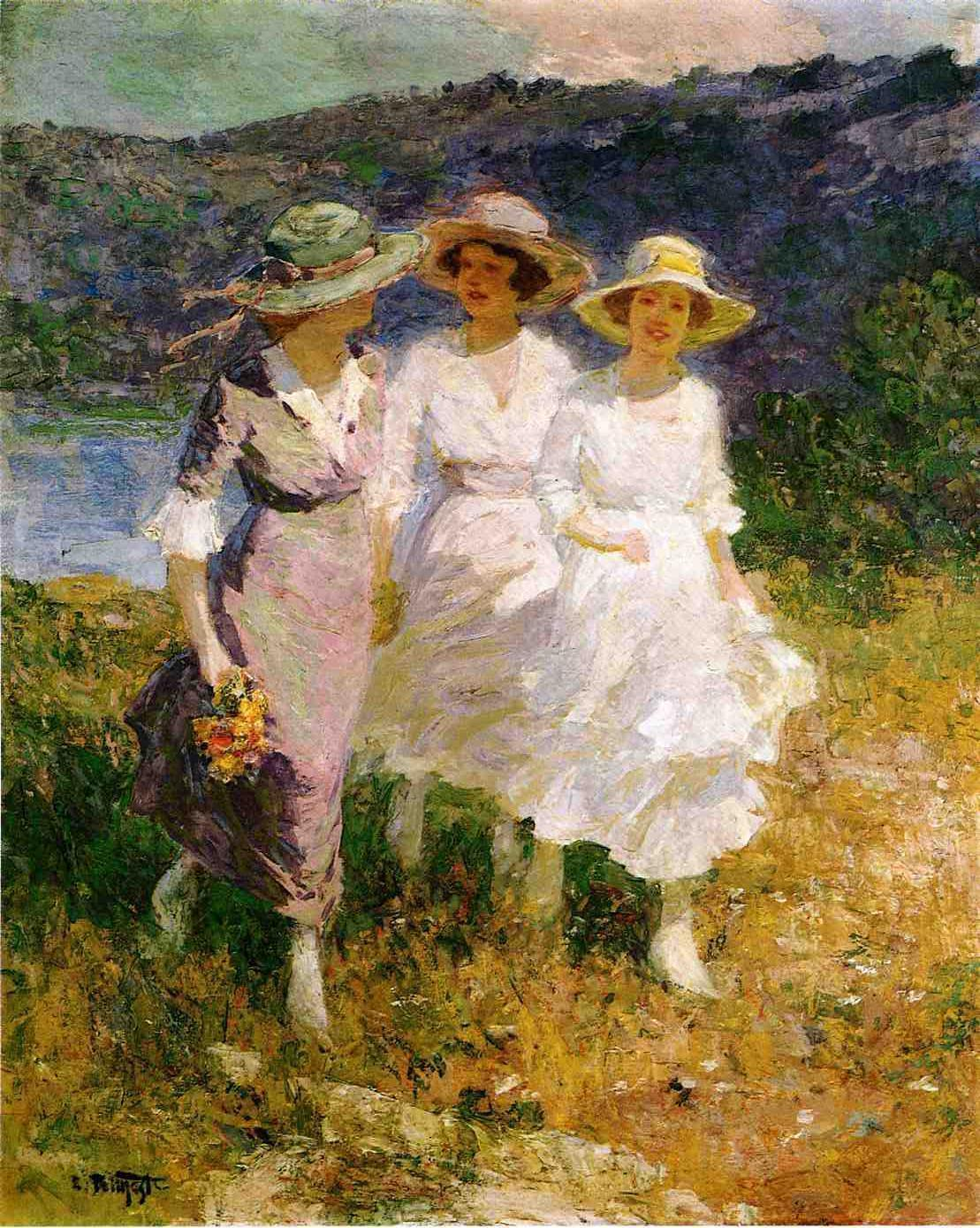 Edward Henry Potthast Wall Art