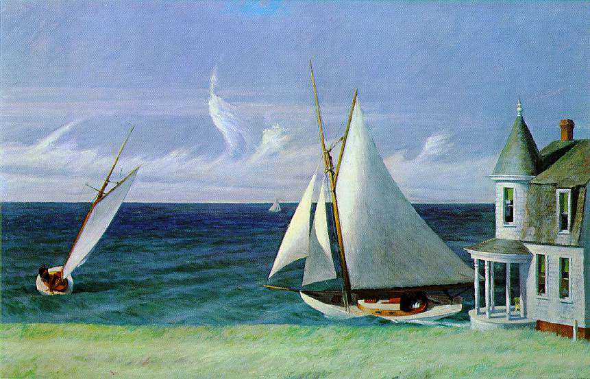 the lee shore Lee shore painting takes 14 -16days for production by an artist, and another 3 -5days for delivery you can custom edward hopper lee shore.