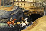Edward Hopper Canvas Paintings - Bridle Path