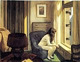 Edward Hopper Eleven a.m. painting