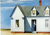 Edward Hopper High Noon painting