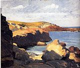 Edward Hopper Sun at Ogunquit painting