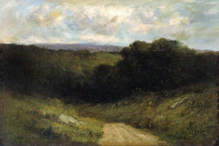 Edward Mitchell Bannister The Road to the Valley