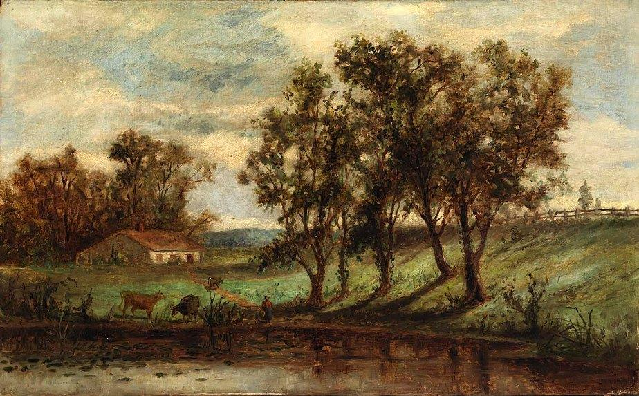 Edward Mitchell Bannister Wall Art page 4