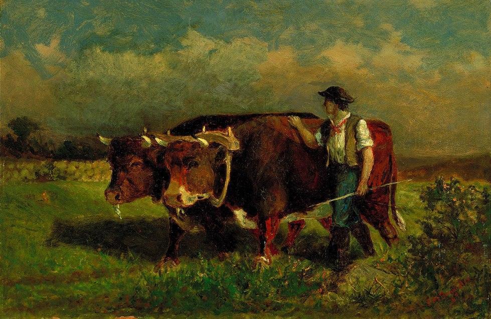 Famous oxen paintings for sale famous oxen paintings for Famous prints for sale