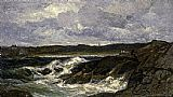 Edward Mitchell Bannister Wall Art - Newport