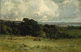Edward Mitchell Bannister Wall Art - Pleasant Pastures