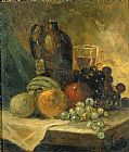 Edward Mitchell Bannister Wall Art - Still Life