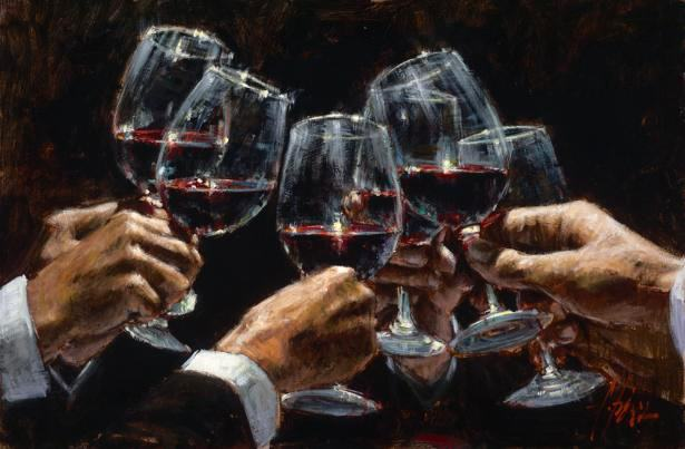 fabian perez famous paintings