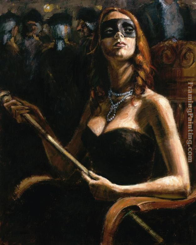 Fabian Perez Wall Art