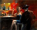 Fabian Perez Untitled iii painting