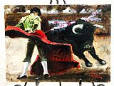 bullfighter LA REVOLERA