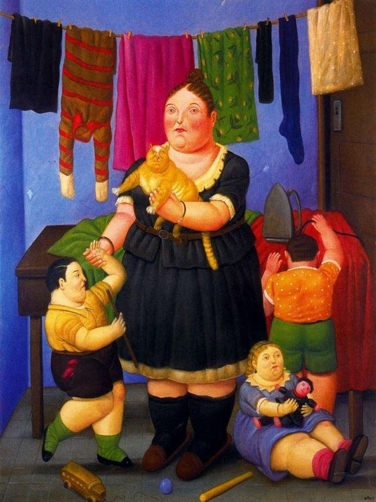 fernando botero famous paintings for sale fernando