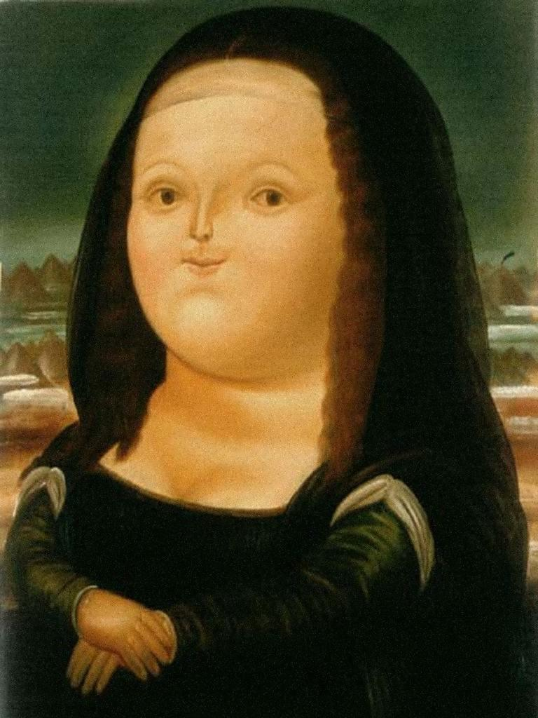 Fernando Botero Famous Paintings