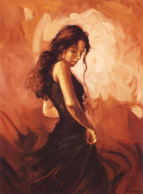 Flamenco Dancer mark spain carmen