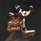 Flamenco Dancer - Provocation by Hamish Blakely