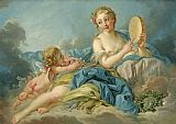 fran Canvas Paintings - francois_boucher