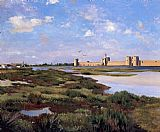 Frederic Bazille - Aigues-Mortes
