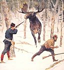 The Moose Hunt
