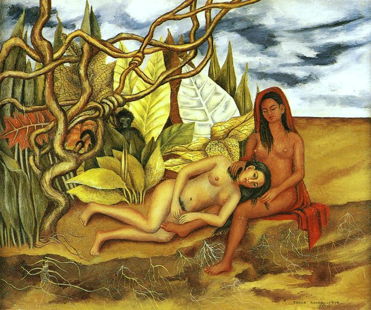 Frida Kalo - Page 3 Two%20Nudes%20in%20the%20Forest
