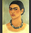 FridaKahlo-Self-Portrait-1933